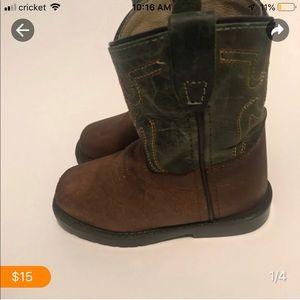 Smokey mountain boots toddler boys
